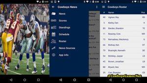 Dallas Cowboys Apps 2017