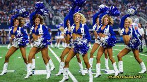 Dallas Cowboys Cheerleaders Videos