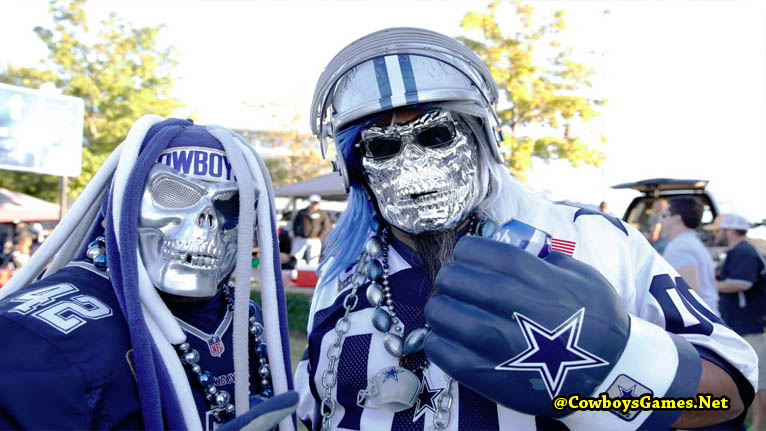 Dallas Cowboys Fans 2017
