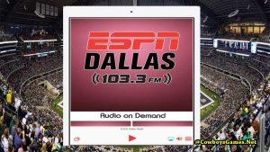 Dallas Cowboys Live Streaming Radio