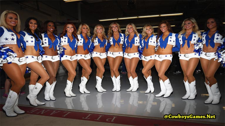Dallas Cowboys Cheerleaders History