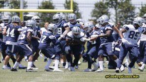 Dallas Cowboys Team New Players 2017