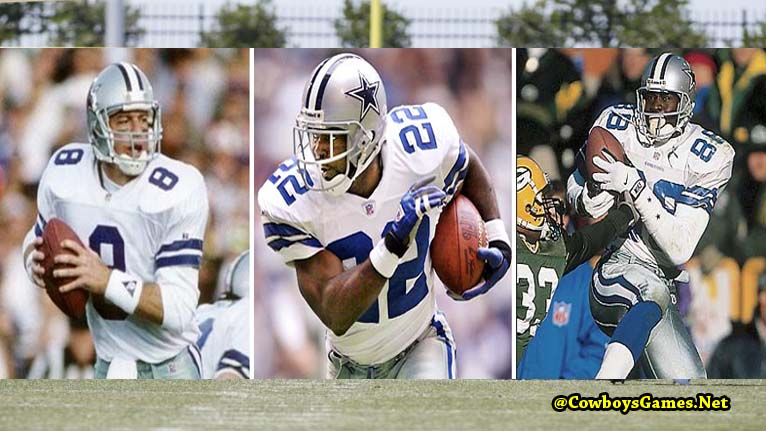 Dallas Cowboys Players All Time