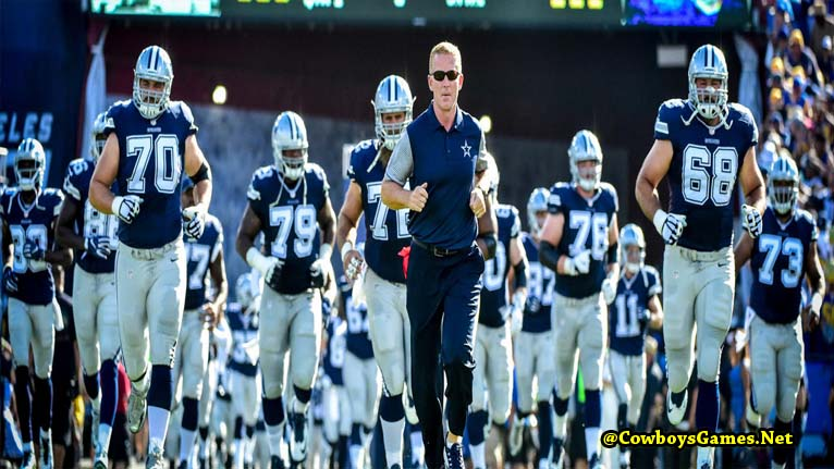 Dallas Cowboys Rosters 2017