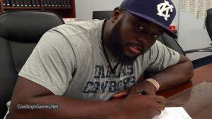 Signed Maliek Collins into Dallas Cowboys Ranks 2016