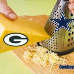 Dallas Cowboys VS Green Bay Packers 2017