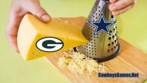 Dallas Cowboys VS Green Bay Packers 2017