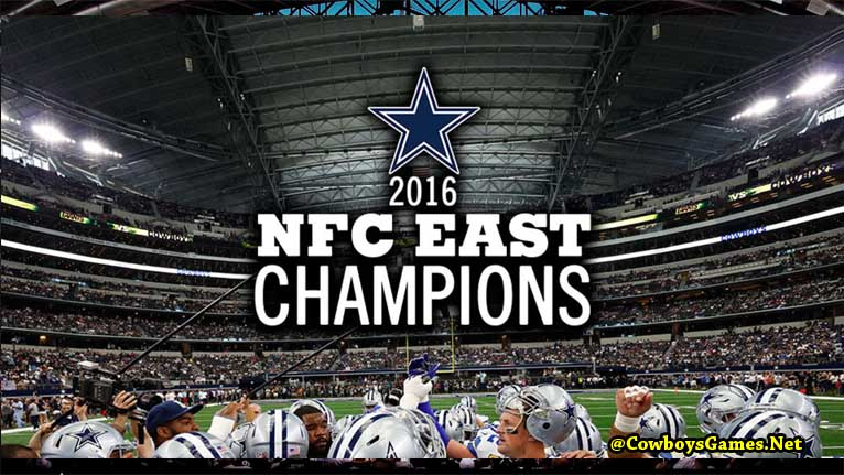 Dallas Cowboys NFC Championship History