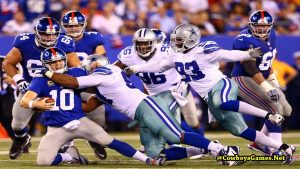 New York Giants and Dallas Cowboys Rivalry