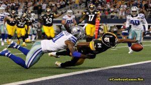 Pittsburgh Steelers vs Dallas Cowboys Rivalry 2017