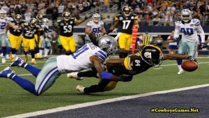 Pittsburgh Steelers vs Dallas Cowboys Rivalry 2017