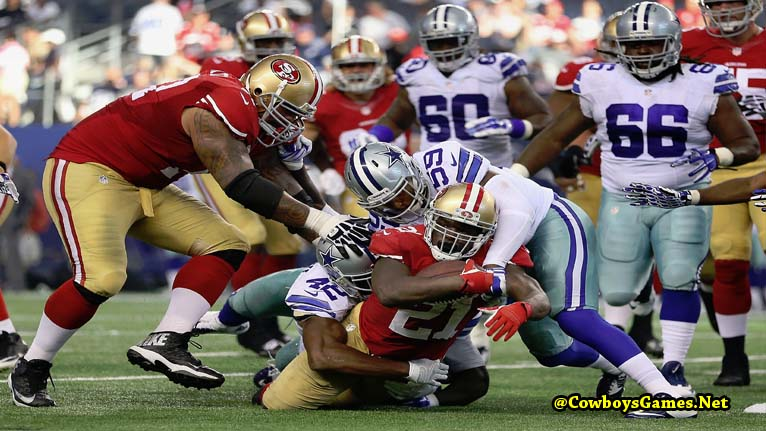 San Francisco 49ers vs Dallas Cowboys Rivalry