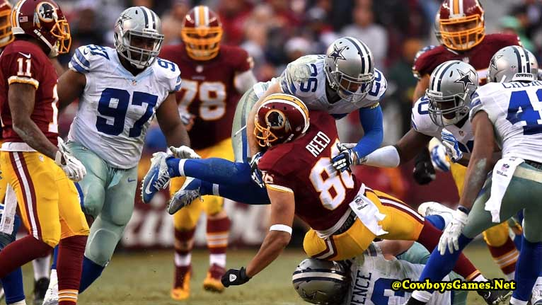 Washington Redskins vs. Dallas Cowboys Rivalry