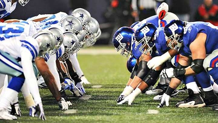 Regular Season Week 1: Cowboys-Giants Game Prediction