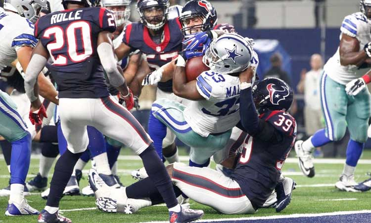 Week 4: Cowboys-Texans Thursday Night Game