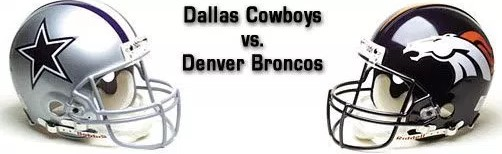 Reg Week 2: Cowboys Broncos Tonight Game Prediction