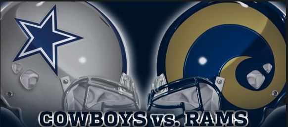 Cowboys vs Rams Sunday Afternoon Football Battle Preview